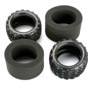 AX5370 Tires, Talon 3.8 (2)/ foam inserts (2)