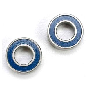 AX5117 Ball bearings, blue rubber sealed (6x12x4mm) (2)