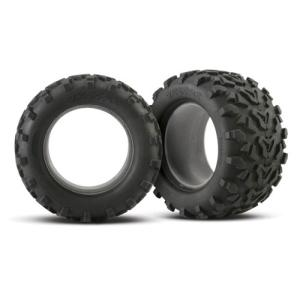 AX4973 Tires, T-Maxx 3.8 (6.3 outer diameter (160mm)) (2) (fits Revo/Maxx series)