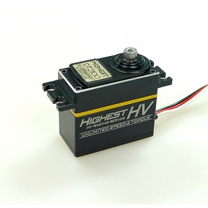 [DT2100] Digital Racing Servo DT2100 (토크형) (0.07sec/60도, 21.2kg.cm - at 7.4V)