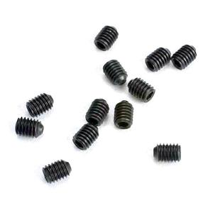AX2743 Set (grub) screws, 3mm hardened (12)