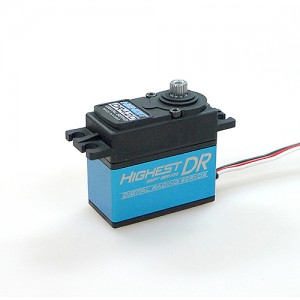 [DR420] Digital Racing Servo DR420 (드리프트/스피드형) (0.07sec/60도, 6.2kg.cm - at 6.0V)