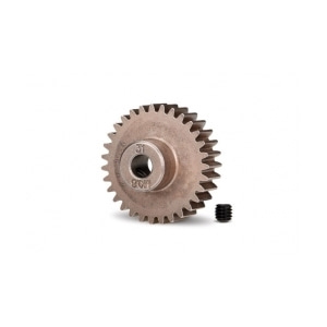 AX5638 GEAR, 31-T PINION (32-P) (STEEL)/ SET SC