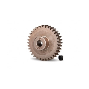 AX5639 GEAR, 34-T PINION (32-P) (STEEL)/ SET SC