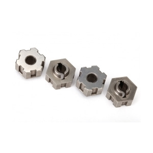 AX8568 Steel wheel hex hubs (4)