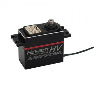[D1000] Highest Digital Racing Servo D1000 (0.08sec/60도, 14.8kg.cm - at 7.4V)