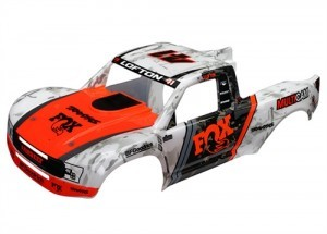 AX8513 BODY Desert Racer, Rigid