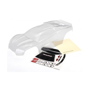 AX8611 Body,E-Revo(clear,require painting