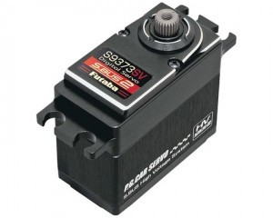 [FUS9373SV] Futaba S9373SV SBus Hi Torque Voltage Metal Case Car Servo