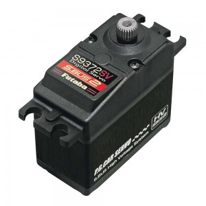 [S9372SV] Futaba HV S.Bus2 High Torque Voltage Metal Case P.G. Car Servo