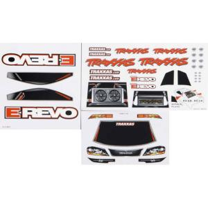 AX5613 Decal sheets, E-Revo