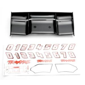 AX5446 Wing, Revo (black)/ decal sheet