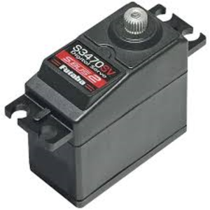 FUTABA S3470SV SBus2 High-Voltage EP Car Servo