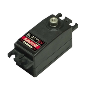 Futaba BLS571SV Brushless S.Bus2 Programmable Digital High Voltage Low Profile Car Servo - 1/10 전동투어링이나 전동버기 스티어링에 최고!~