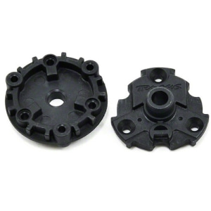 AX6464 Traxxas Cush Drive Front & Rear Housing Set