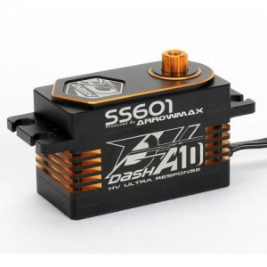 [DA-720601] (로우 프로파일) SS601 Super Speed Low Profile Servo A10 13.8Kg / 0.05 Sec