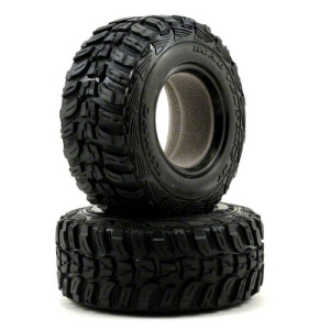 AX6870R 2.2/3.0 S1 Compound Kumho Venture MT Tire w/Foam (2)