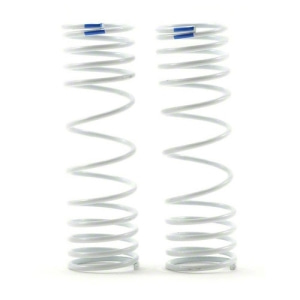 AX6868 Progressive Rate Rear Shock Springs (Blue) (2)