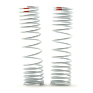 AX6865 Progressive Rate Rear Shock Springs (Orange) (2