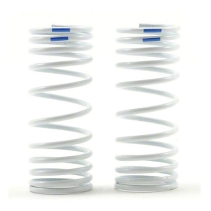 AX6864 Progressive Rate Front Shock Springs (Blue) (2)