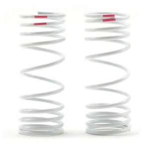 AX6863 Progressive Rate Front Shock Springs (Pink) (2)