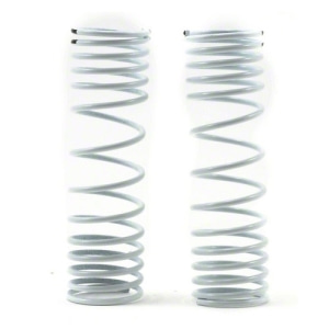 AX6858 Progressive Rate Rear Shock Springs (White) (2)