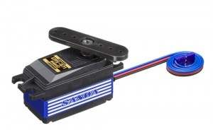 [025836] SANWA ERS-971 Low Profile High Speed Digital Servo