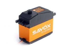 [88889355] SAVOX 1/5 BIG SCALE HV SERVO SV-0236MG