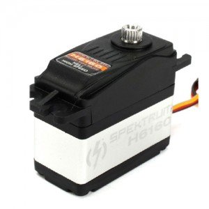 [SPMSH6160] H6160 HV High-Speed Heli Cyclic Metal Gear Servo (SPMSH6160)