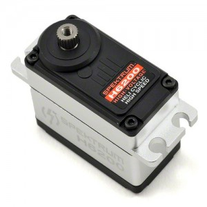 [SPMSH6200] Spektrum H6200 HV Digital High Speed Metal Gear Helicopter Cyclic Servo - 하이볼테지서보