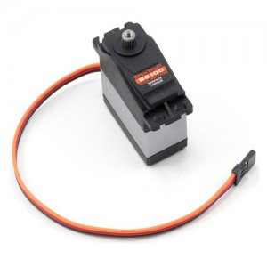 [SPMSS6100] Spektrum S6100 High Voltage High Torque Surface Servo(하이토크/하이스피드 고성능디지탈서보)