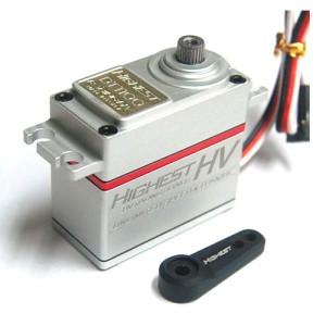 [DT1100] Digital Racing Servo DT1100 (토크형) (0.09sec/60도, 16.8kg.cm - at 7.4V)