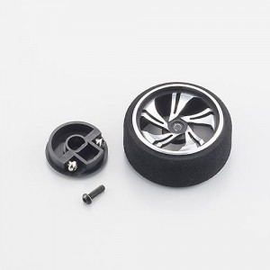 [KO10574] Aluminum Steering Wheel-3 (2mm Smaller)