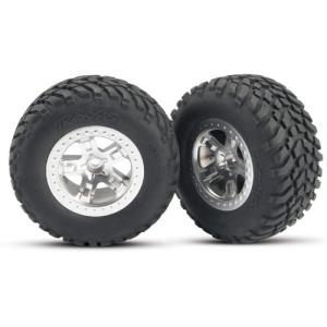 AX5875 Tires/Wheels Assembled Front Slash (2)