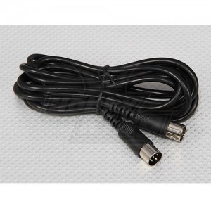 [TRA-CBL-FU02] Futaba Trainer Cable (Buddy Box Cable) 2.8m