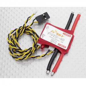 [236000016] TURNIGY FAS-40 Ampere Telemetry Sensor (Max 40A)
