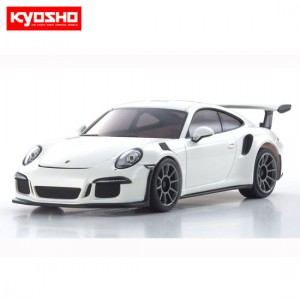 [KY32321W-B] MR03RWD r/s Porsche 911 GT3 RS White