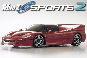 [KY32228R-B] MRー03 Sports2 R/S Ferrari F50 Red version
