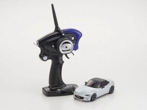 [KY32230PW-B] MINI-Z MR03S Mazda Roadster Ceramic Metallic RS