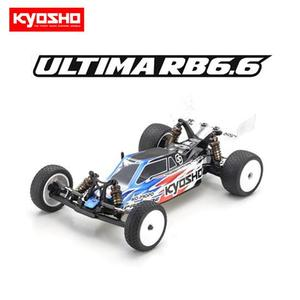 1/10 EP 2WD KIT ULTIMA RB6.6