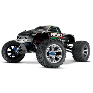 CB53097-3 The Revo 3.3 Stands Alone as the Ultimate Nitro Monster Truck