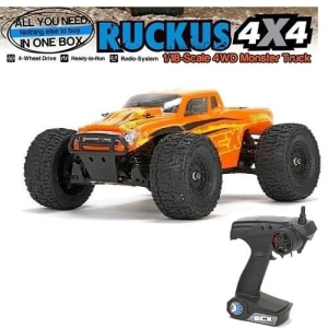 [러커스1/18 전동몬스터]RUCKUS 1/18 Scale 4WD Monster Truck