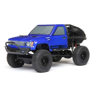 바라지 ECX 1/24 Barrage Scaler 4WD RTR - Blue
