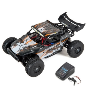 1/18th Roost 4WD Desert Truck Black/Orange RTR[루스트 데저트버기] Hybrid MINI충전기 포함