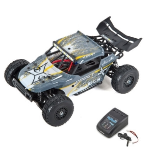1/18th Roost 4WD Desert Truck Grey/Yellow RTR[루스트 데저트버기] Hybrid MINI충전기 포함