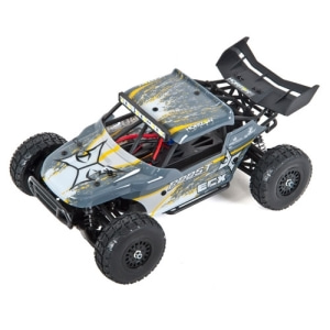 1/18th Roost 4WD Desert Truck Grey/Yellow RTR[루스트 데저트버기]