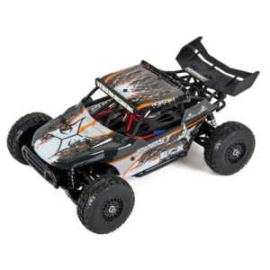 1/18th Roost 4WD Desert Truck Black/Orange RTR[루스트 데저트버기]