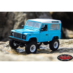 1/18 Gelande II RTR w/D90 Body Set (Blue) - 송수신기, 변속기 미포함