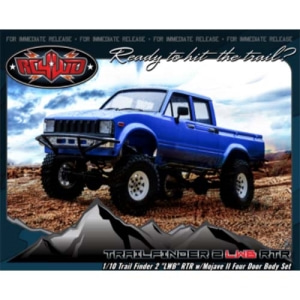 "1/10 Trail Finder 2 ""LWB"" ARTR w/Mojave II Four Door Body Set"