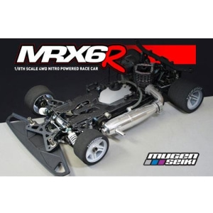 [예약상품]H2007 1/8 Scale Nitro On-Road Car MRX-6R